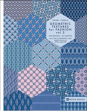 Picture of Geometric Textures Fashion vol 2