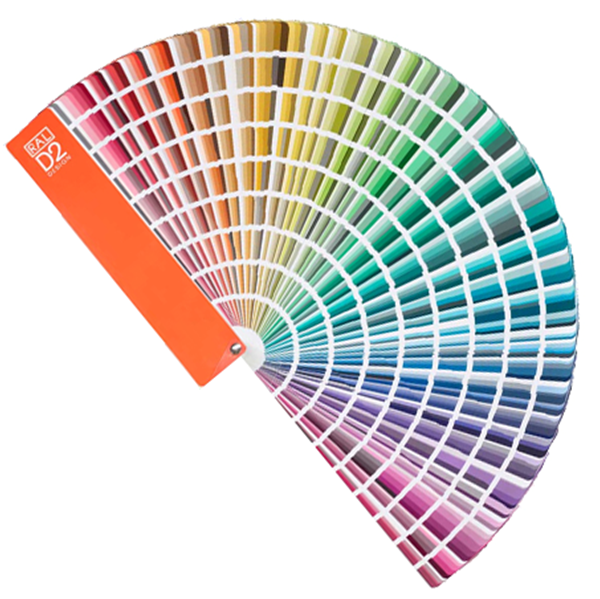 Pantone In Ral ral design fan 1625 clrs semi coloursystem pantone ral ncs