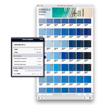 Picture of Color Manager Software