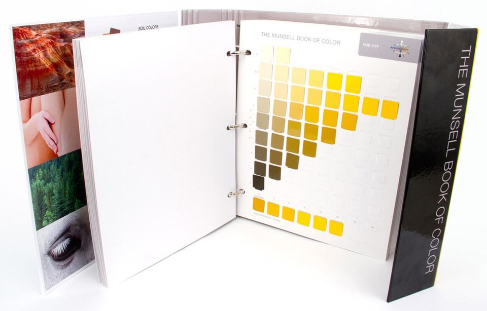 Munsell Book Color Matte Coll. Coloursystem PANTONE RAL NCS ...