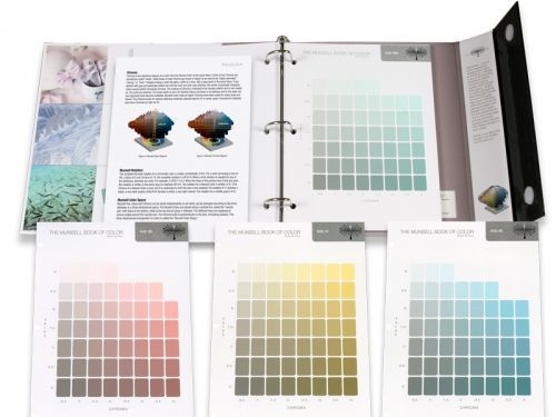 picture of munsell book nearly neutrals picture of munsell book nearly neutrals - Munsell Book Of Color