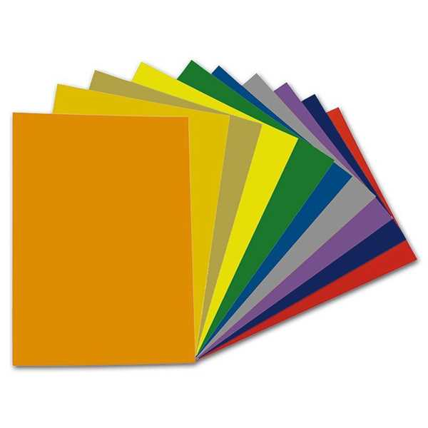Picture of RAL Effect SOLID A6 Sheets