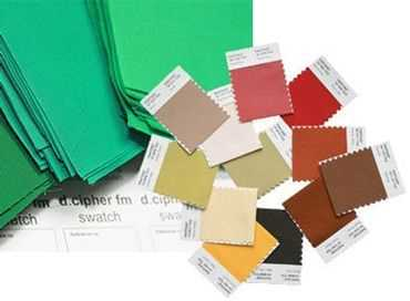 Picture for category Textile swatches