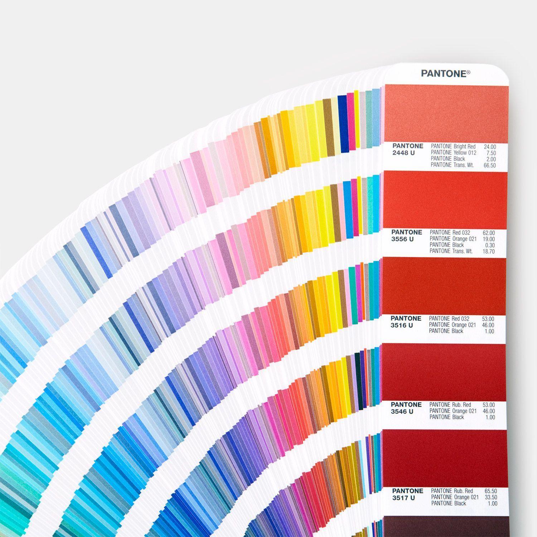 Ral Pantone solid guide c u coloursystem pantone ral ncs trendinformation