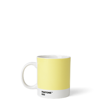 Picture of Pantone Mug Light Yellow
