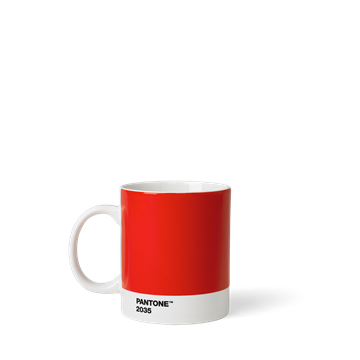Picture of Pantone Mug Red