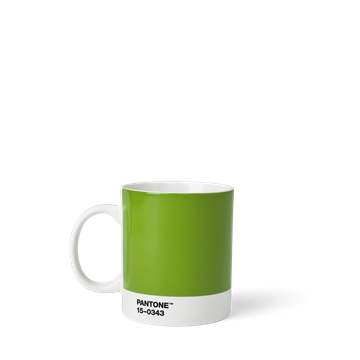 Picture of Pantone Mug Green