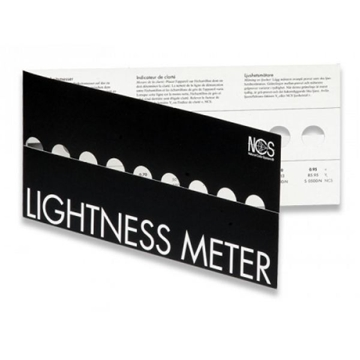 Picture of NCS Lightness meter