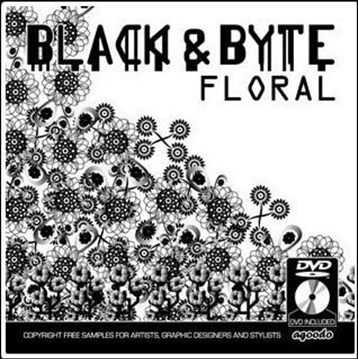 Picture of Black & Byte Floral