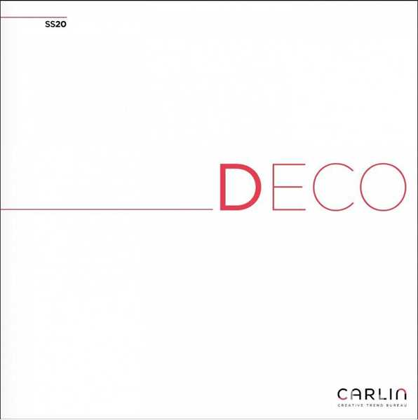 Picture of Carlin Deco SS20