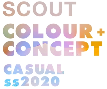 Picture of Scout Casual Ebook+Swatchpack Spring/Summer 2020