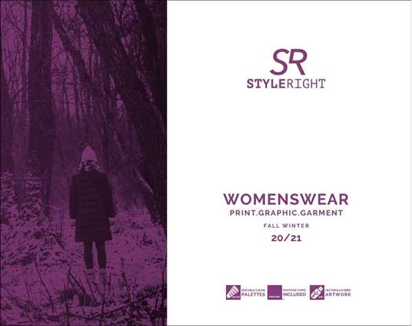 Bild på Style Right Womenwear incl USB