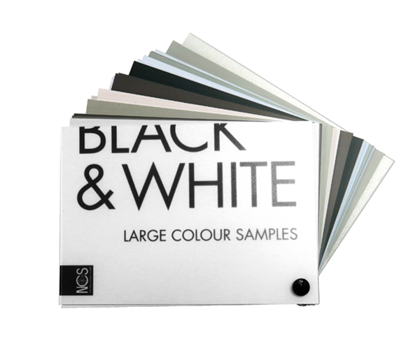 Bild på NCS Black & White