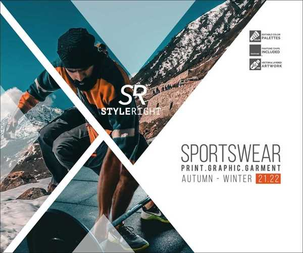 Picture of Style Right Sports incl USB