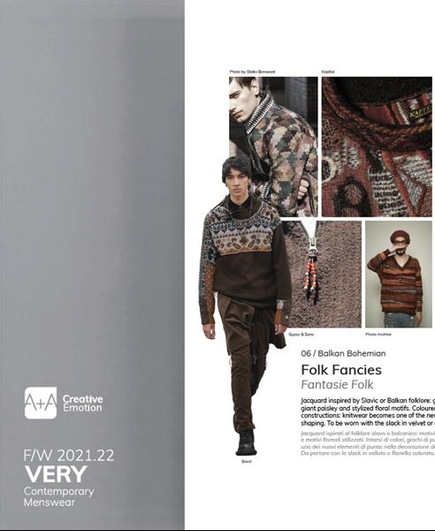 Bild på A+A VERY Mens Fashion Trend