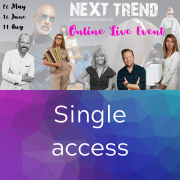 Picture of Next Trend online event 1 access