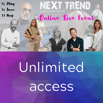 Bild på Next Trend Online Unlimited  access AW 21-22 event