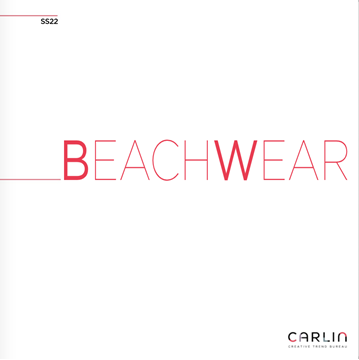 Bild på Carlin Beachwear Ebook