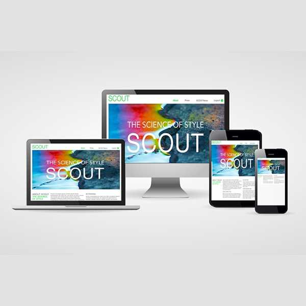 Bild på Scout Online Fashion & Home