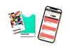 Bild på Color Match Card - Single