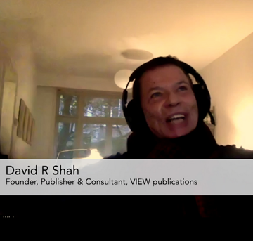 Picture of David R Shah trend coaching