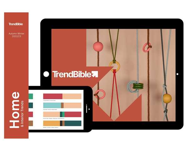Picture of Trend Bible Home incl Colour Material packs