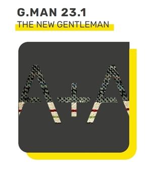 Bild på A+A GMAN the new gentleman