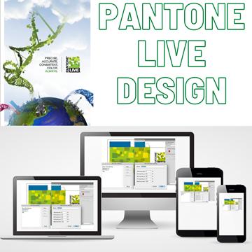 Pantone Live Design