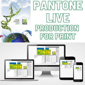Pantone Live Production Print and Packaging